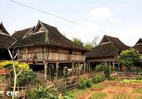 傣族传统民居3